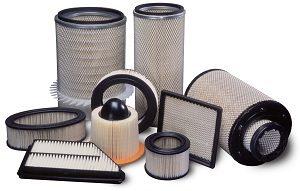 Воздушные фильтры коммерческих автомобилей